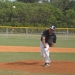Gulliver Prep's Davis Brown pitched the Raiders to victory Thursday.