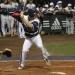 Brandon Chinea had three hits against Falcon pitching.