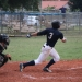 Danny Casals hits a two-RBI triple